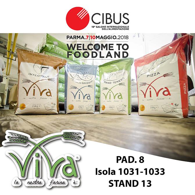 ViVa al CIBUS 2018