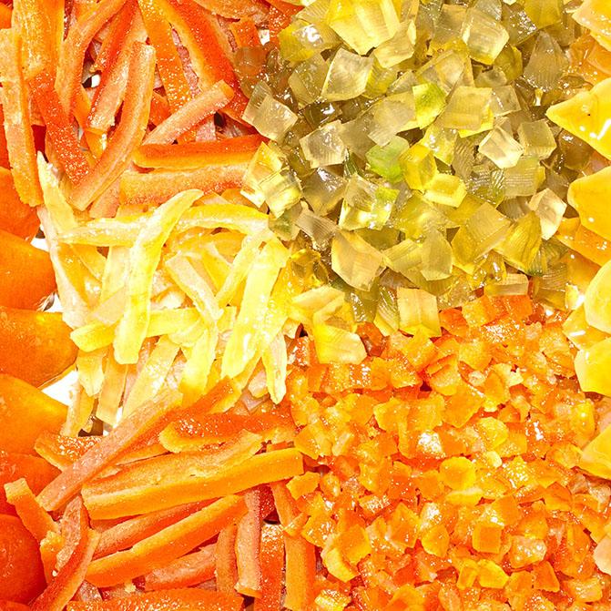 CANDITURA e Canditi – ingredienti per un PANETTONE d'eccellenza