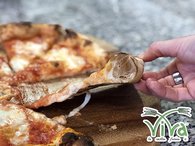 Corso la PIZZA TONDA con Giulio Scamporrino