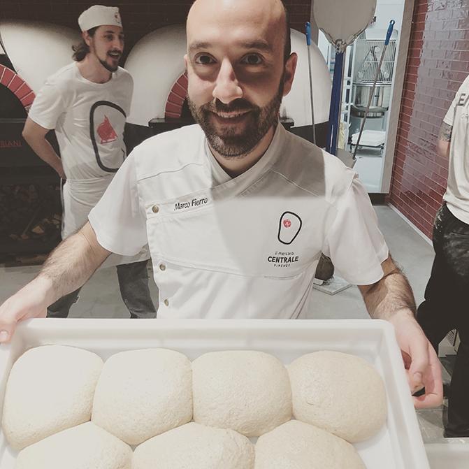 Corso PIZZA – l'IMPASTO NAPOLETANO di Marco Fierro